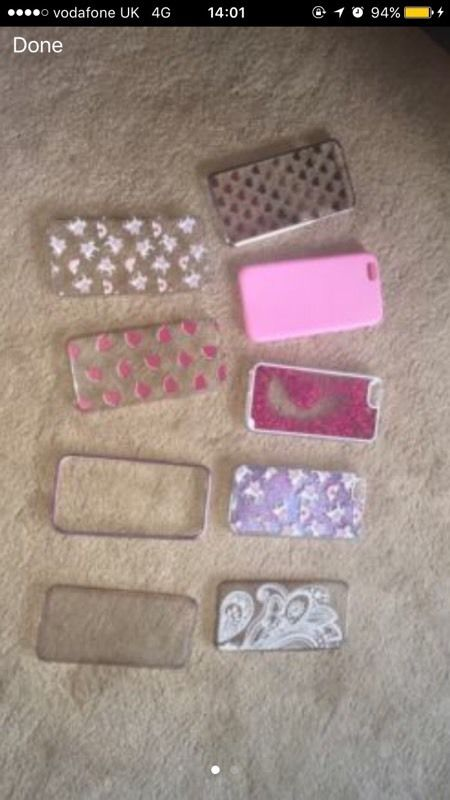 iPhone six case selection
