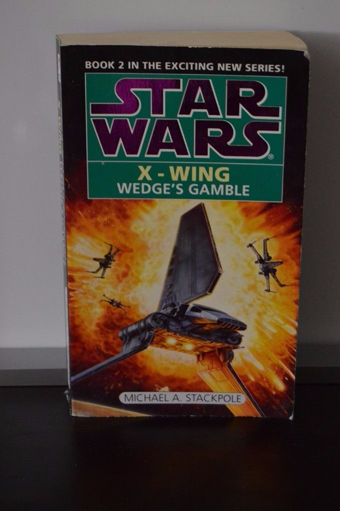 Star wars - X-Wing : Wedges Gamble