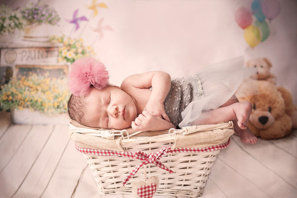 Edinburgh Photographer - Newborn, Child, Family & Fashion