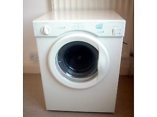 New Style Smaller Compact Size Tumble Dryer Takes 3kg or 8lb Load Capacity
