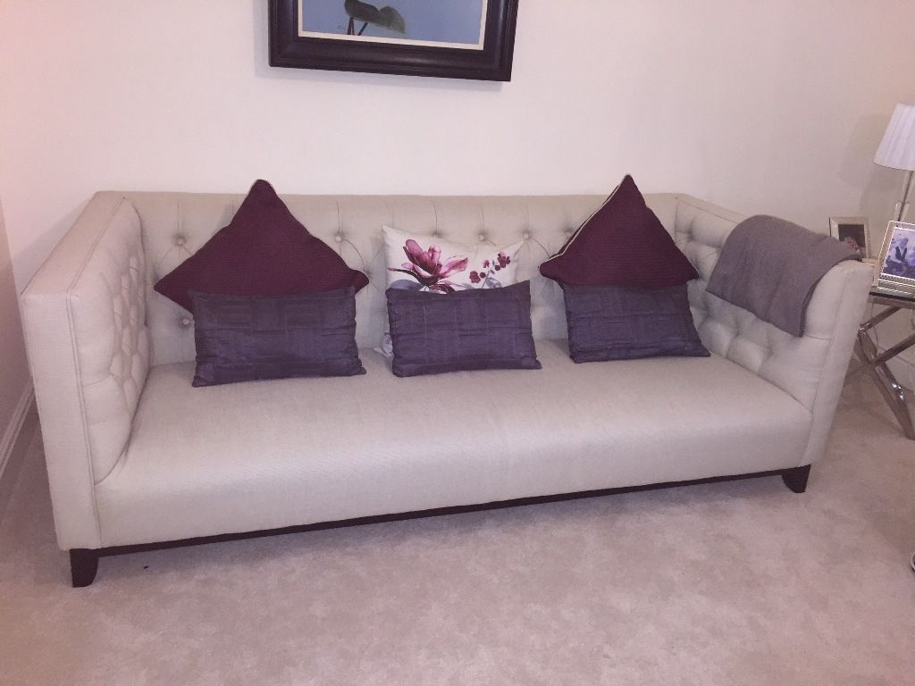 2 stylish sofa's for sale