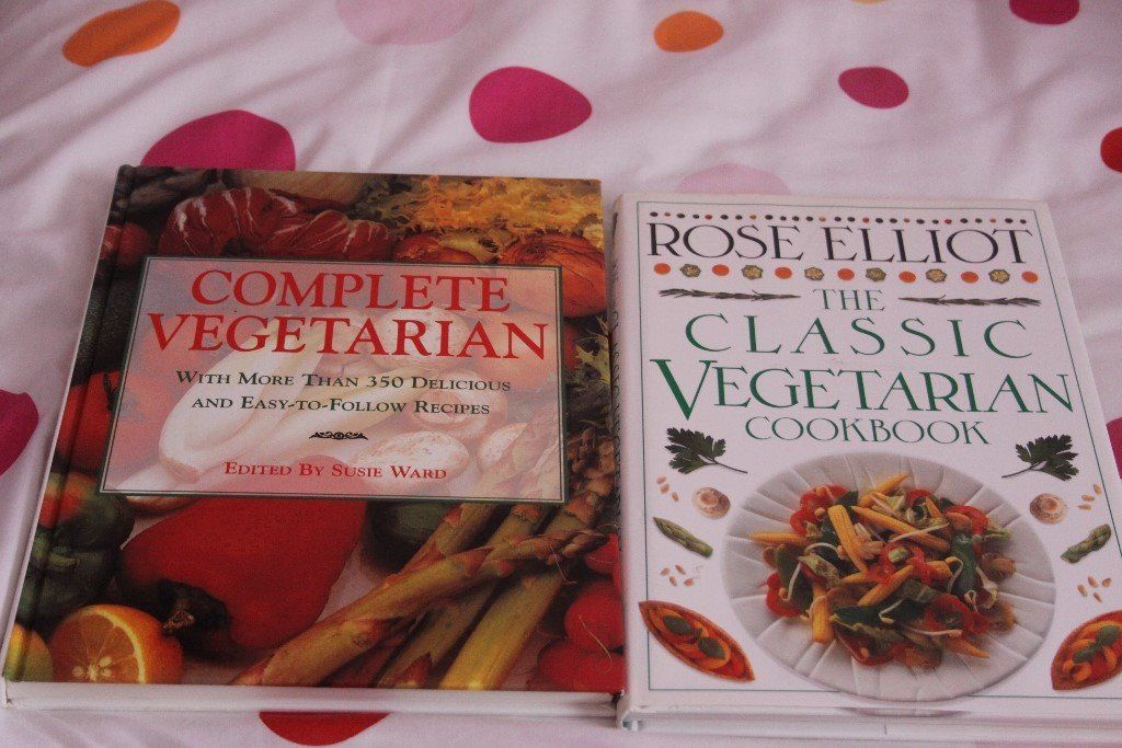 Vegetarian Cook Books
