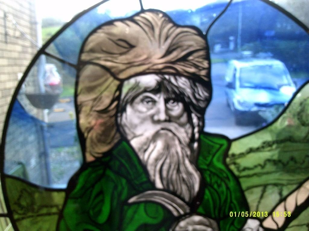 STAINED GLASS @ DRAGON ARTS CHARITY