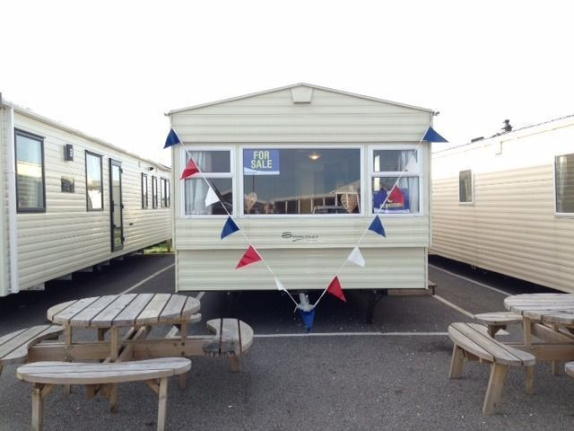 ** STATIC CARAVAN FOR SALE IN NORTH WALES- AWARD WINNING FAMILY PARK- BARGAIN CARAVAN SLEEPS 6