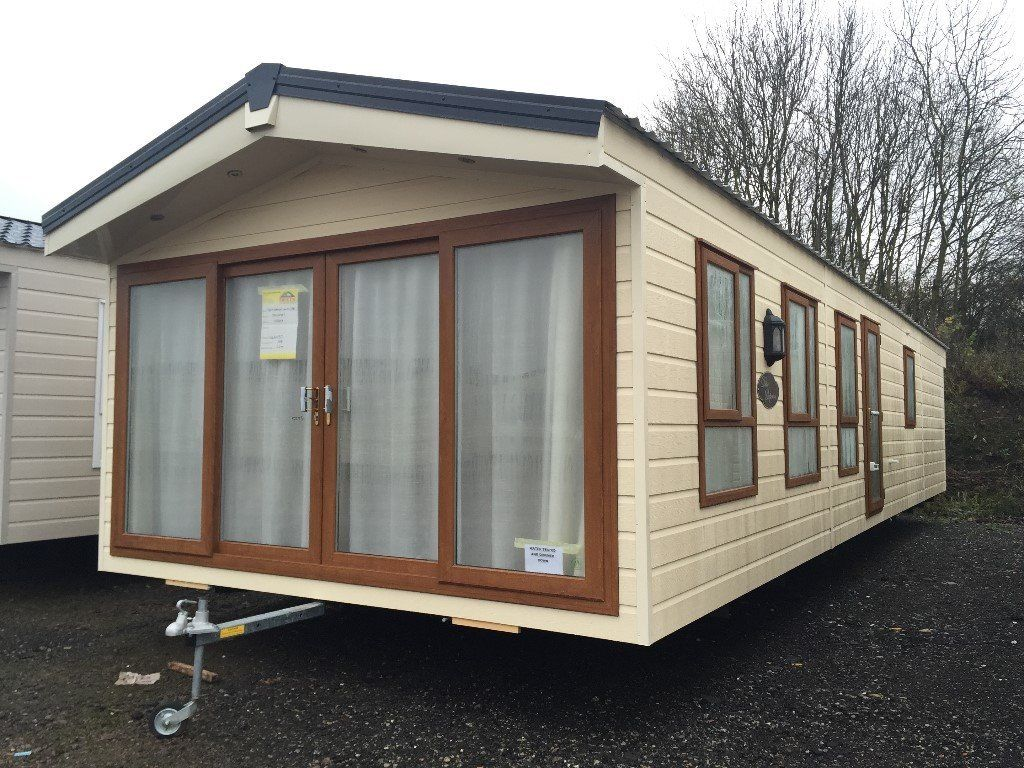 Lodges for Sale - SUPERIOR - Luxurious & Fully Furnished. Delivery & VAT included