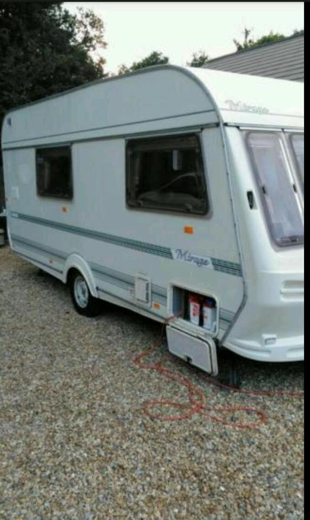 Coachman 4berth 1999