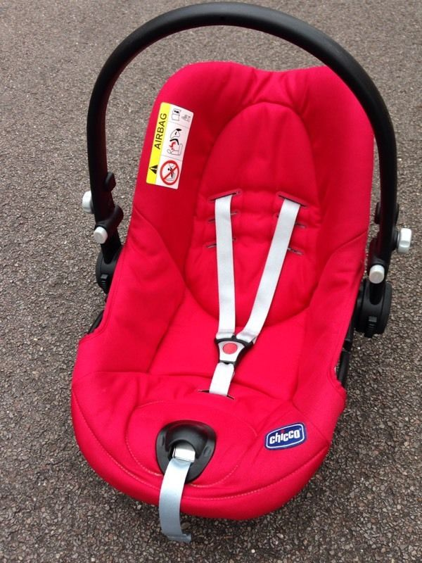 Chicco Baby Car seat like New