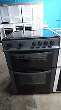 c547 graphite logik 60cm ceramic electric cooker comes with warranty can be delivered or collected