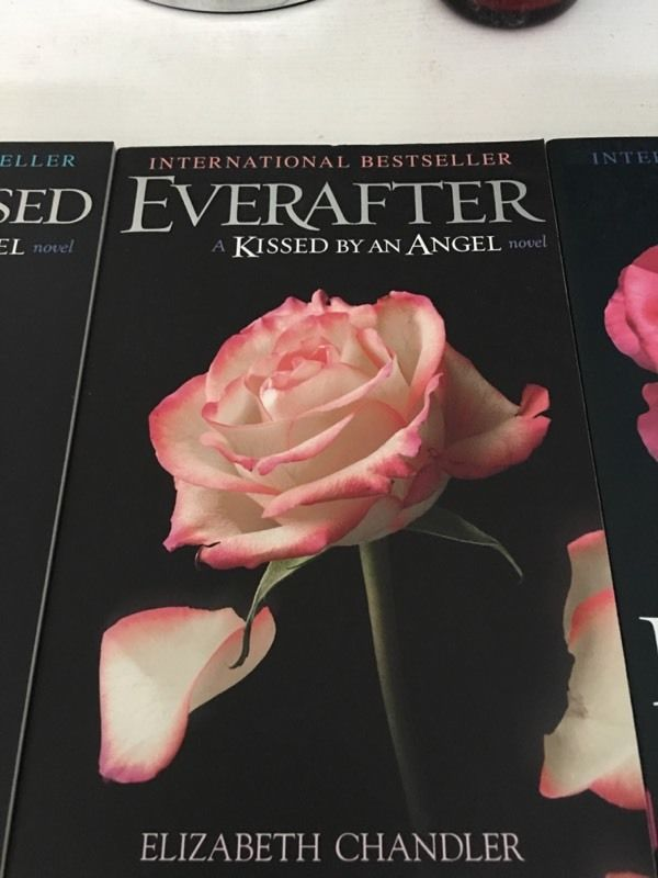 Kissed By An Angel Book Set by Elizabeth Chandler