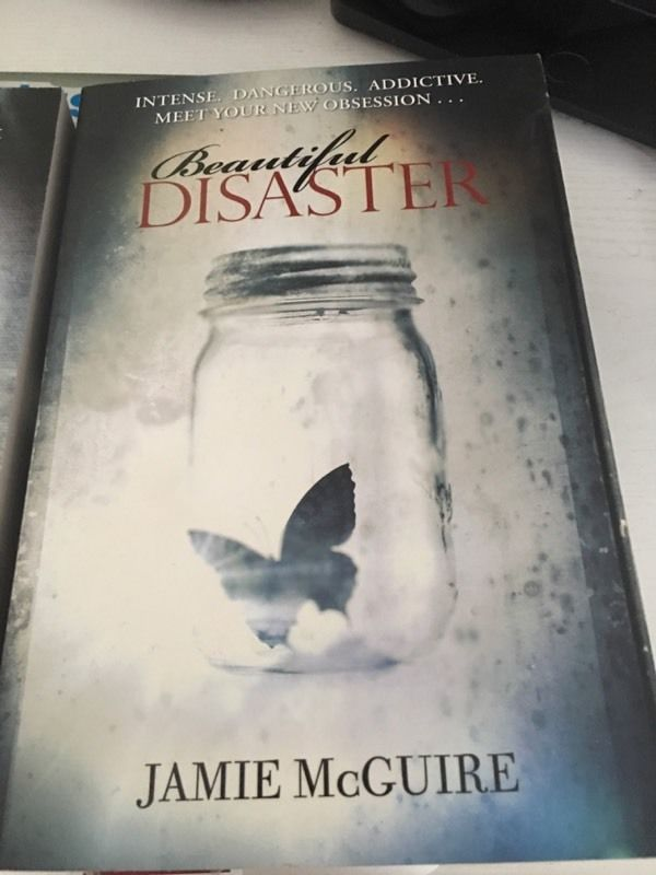 Beautiful Disaster Book Set by Jamie McGuire