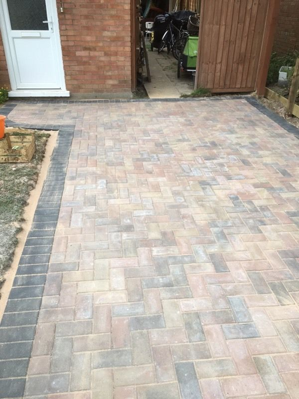 Driveways Patios and Decking