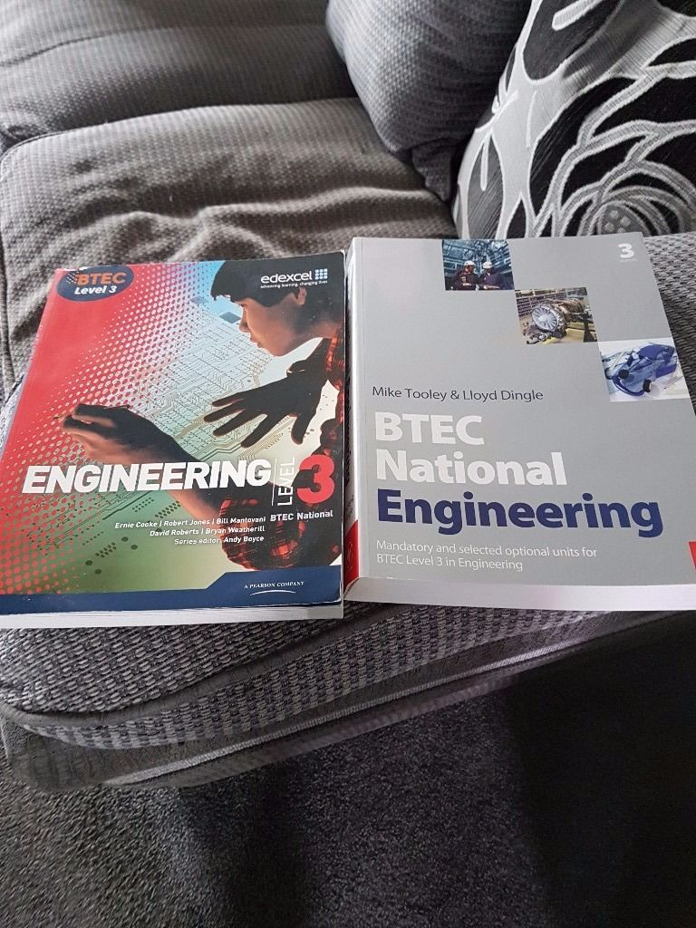 Two engineering books