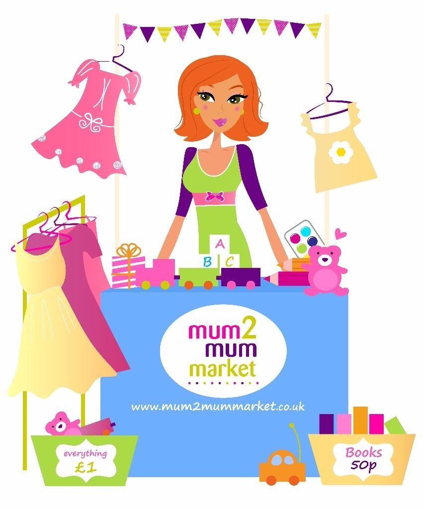 Mum2mum market Nearly New Sale Stamford