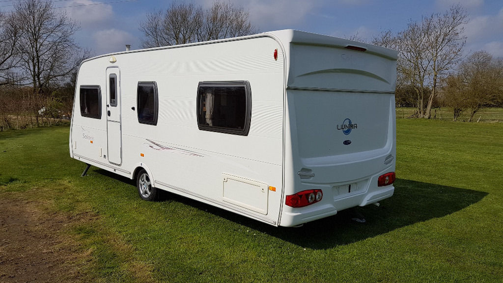 Lunar Solaris 2007 4 Berth Tourer Caravan GREAT CONDITION ****For Sale****