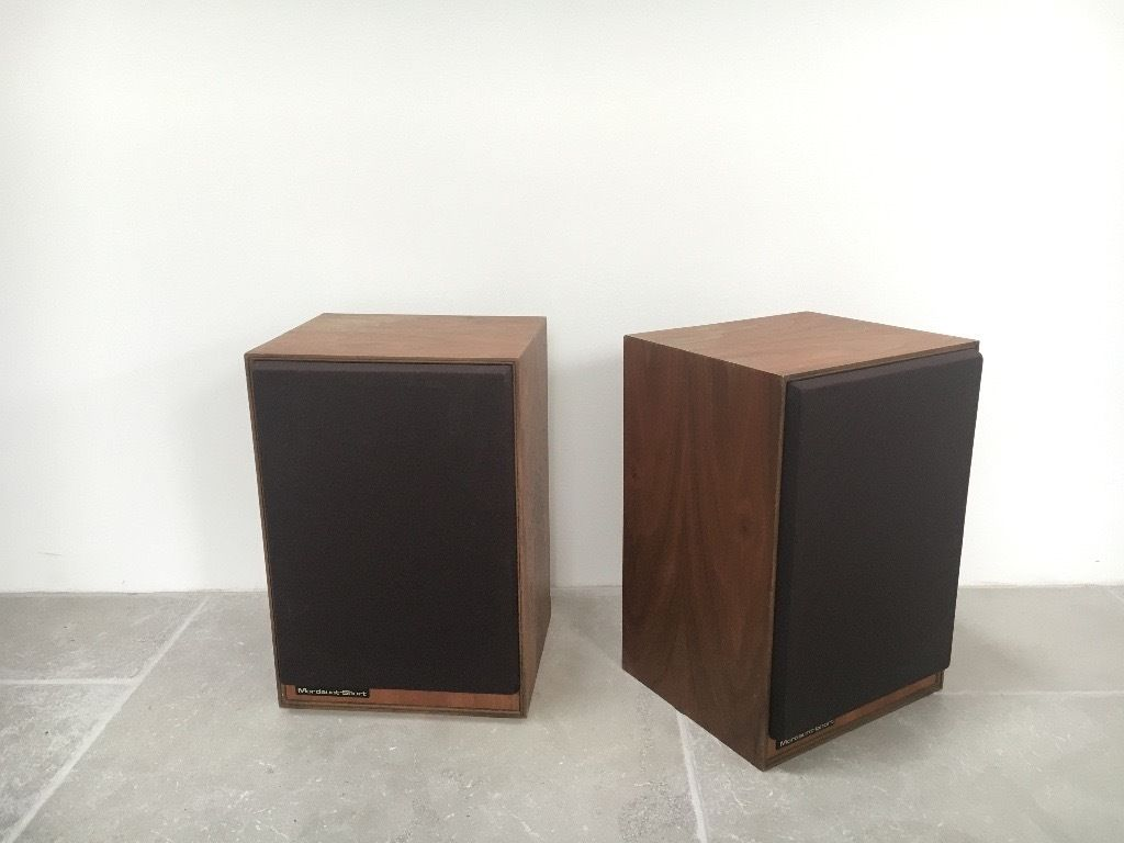 Mordaunt-short speakers