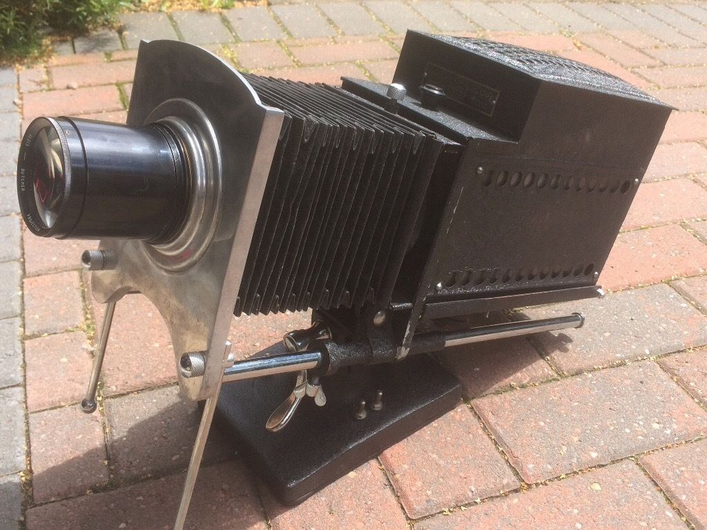Ensign antique no9 projector circa 1930,s
