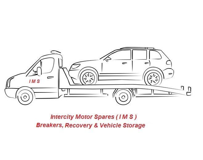 Intercity Motor Spares (IMS) - Breakers, Recovery & Vehicle Storage - Nottingham