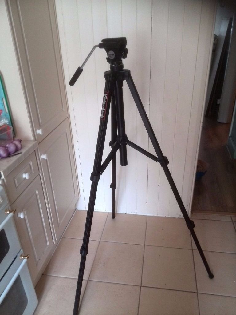 VIDEOLINK QUALITY CAMERA VIDEO PHOTO TRIPOD