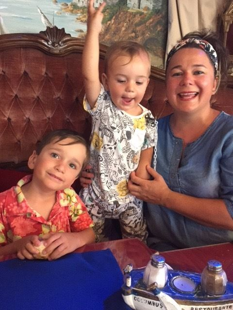 Live in Aupair for family in Central London