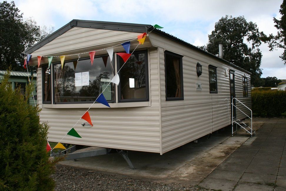 Willerby Rio 2010.. 25year licence with this home at Rosneath Castle Park.