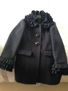 Girl's Dress Coat