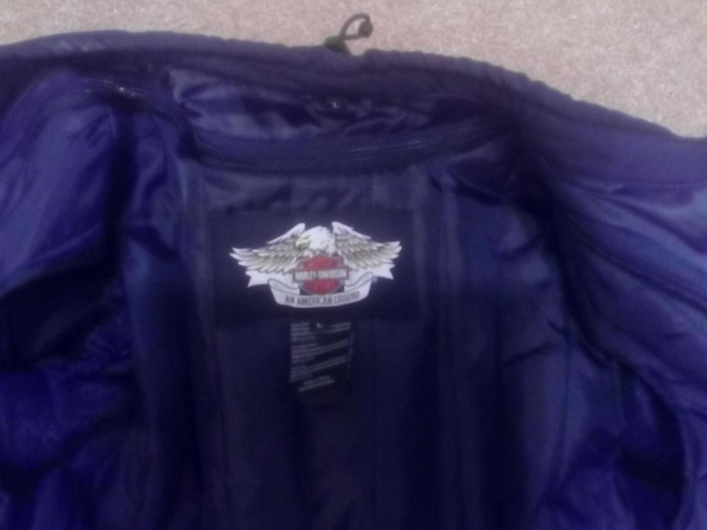 Harley Davidson Ladies 360' Illumination functional jacket _ Large (used)