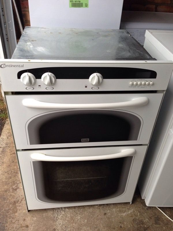 Creda Integrated fan oven.Delivery Offered