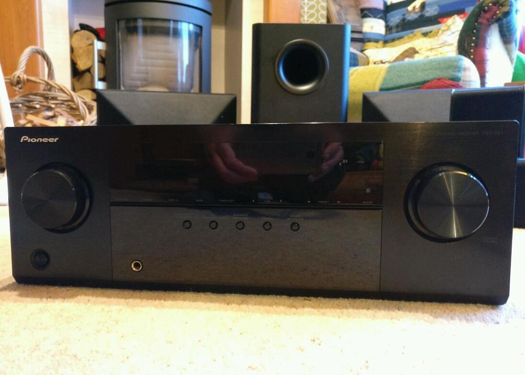 Pioneer Surround Sound 7.1