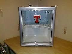 Tennents Table Top Display Ftidge For Beer/Cans/Bottles etc In Excellent Clean Condition