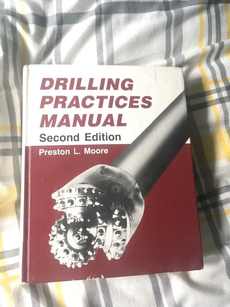 Drilling Practice Manual