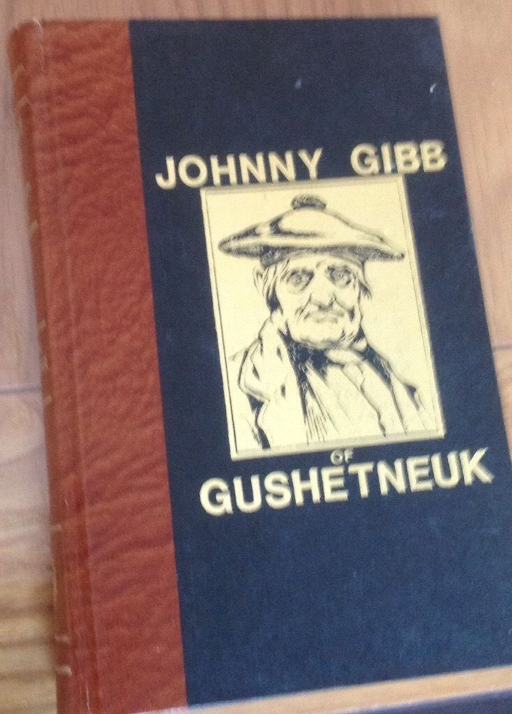 Johnny Gibb of Gushetneuk
