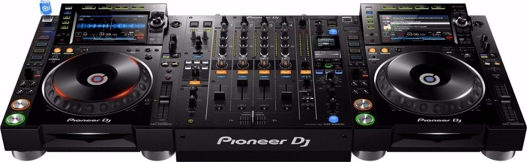 I am Dj / Looking to buy dj gear pioneer mixer and deck or controller