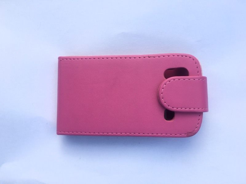 Samsung Galaxy Ace phone case - hot pink, brand new