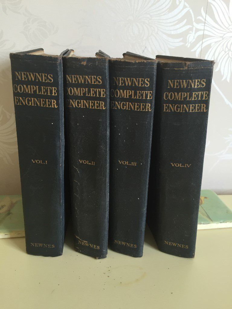 Newnes Complete Engineer Vols 1-4
