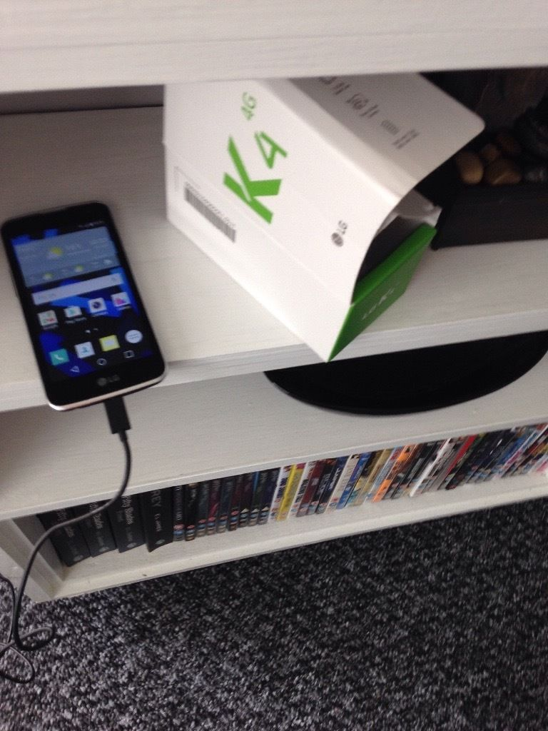 For sale lg k4 brand new
