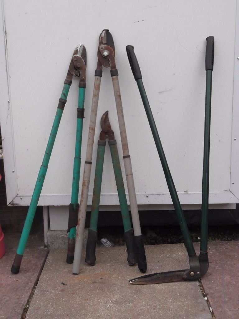 X4 Garden Tools - Branch Cutters/Croppers etc (Spares/Reapir).