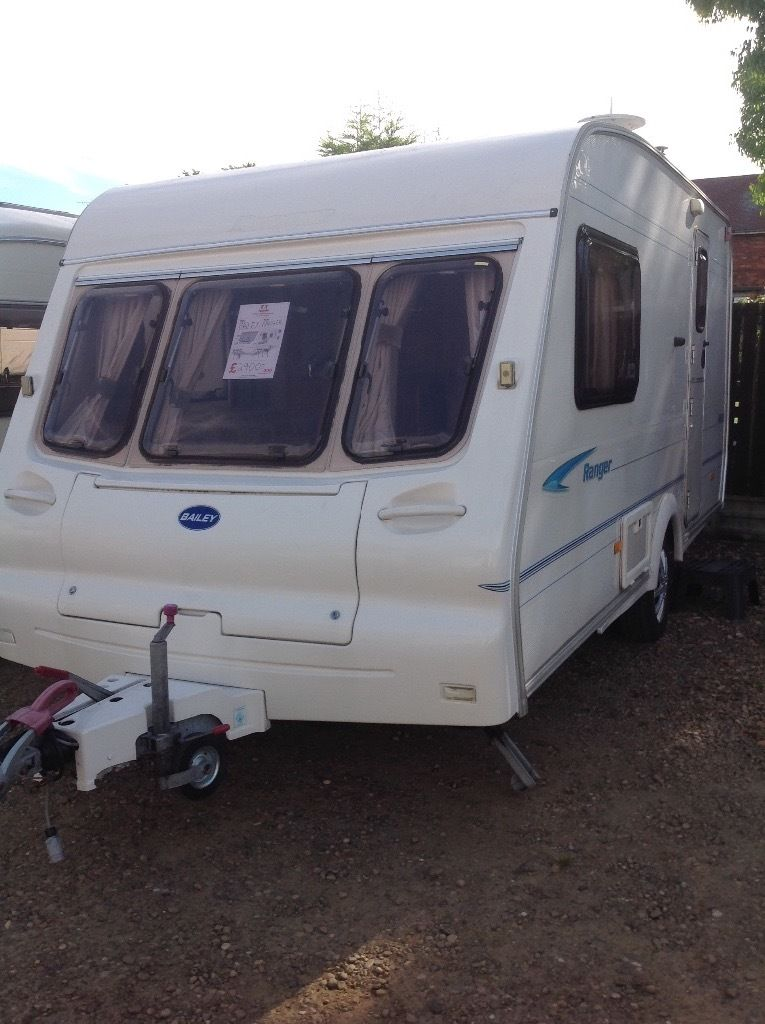 Bailey ranger 2 berth 2002