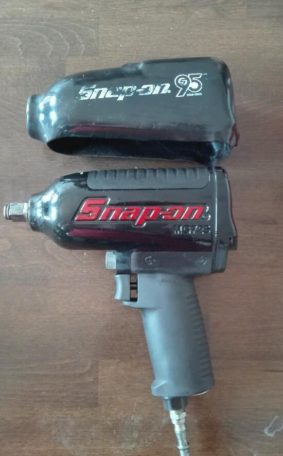 Snap on MG725 95th anniversary impact gun