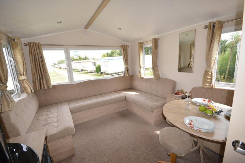 Static Caravan Steeple, Southminster Essex 2 Bedrooms 4 Berth Willerby Solar