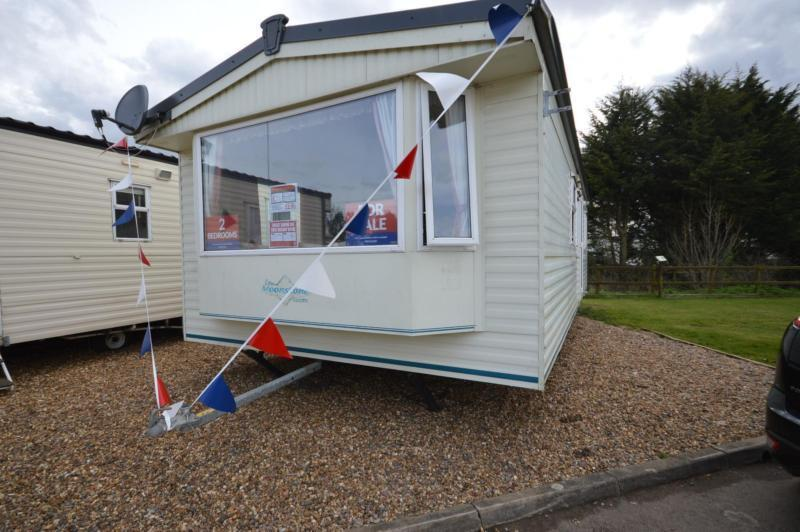 Static Caravan Steeple, Southminster Essex 2 Bedrooms 4 Berth Atlas Moonstone