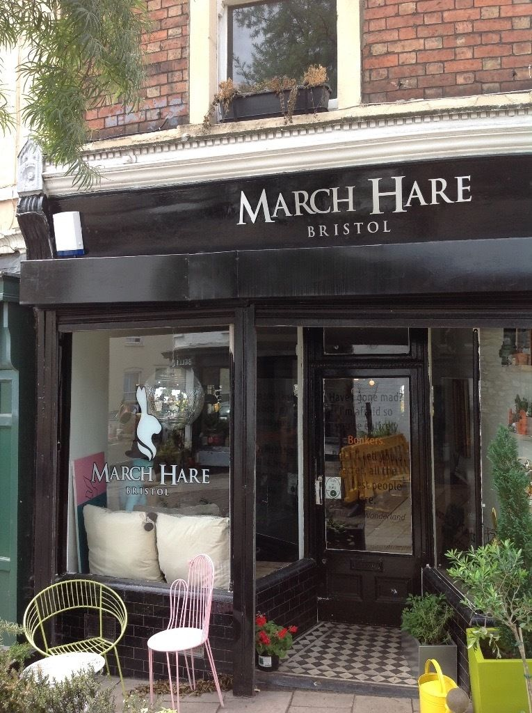 WANTED - Full time hair stylist at March Hare