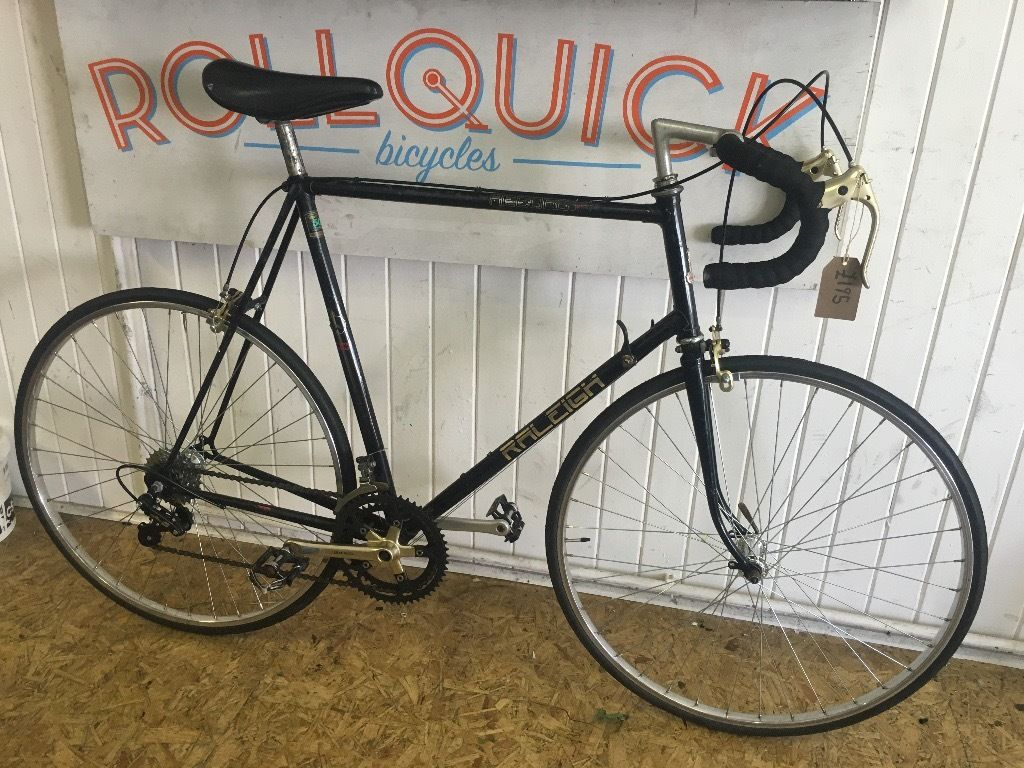 Raleigh Record racer bike (large 64cm)