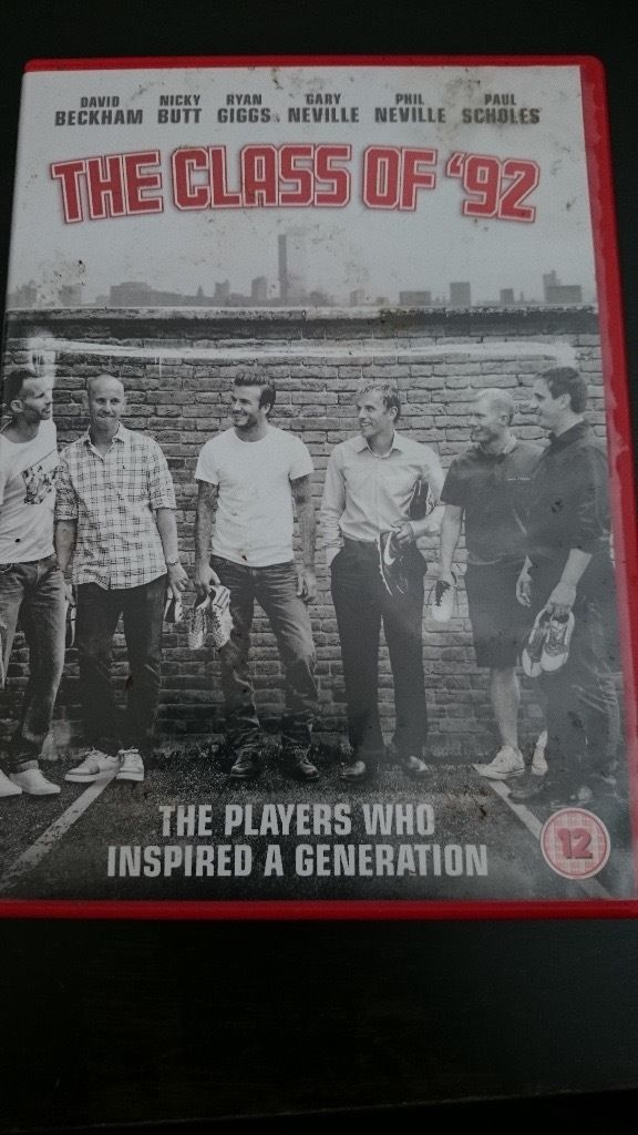 The Class of '92 - DVD