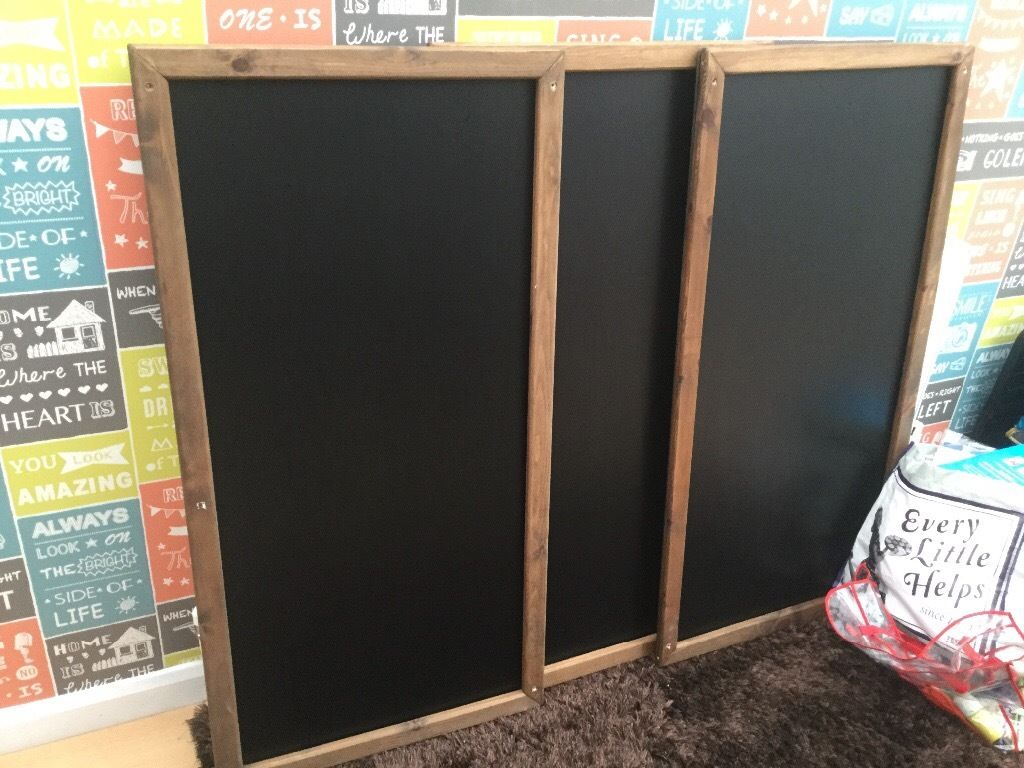 3 Menu Boards