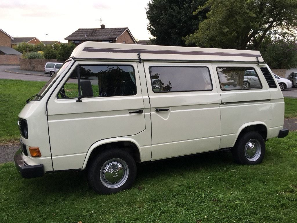VW T25 Leisure Drive 1.9 Watercooled Camper