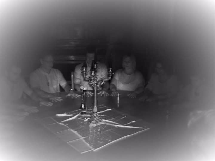Victorian Seance and Ghost Hunt