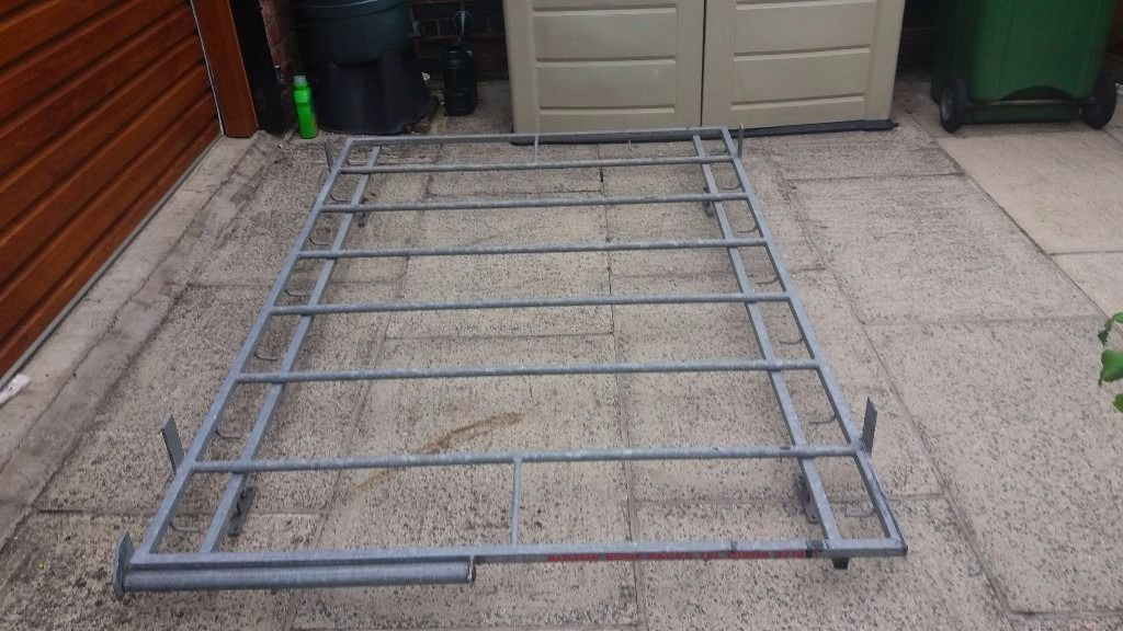 roof rack for a vauxhall combo van