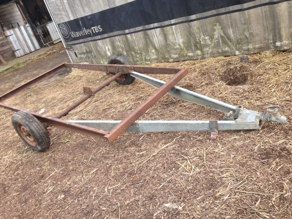 trailer chassis ideal motorbike trailer etc
