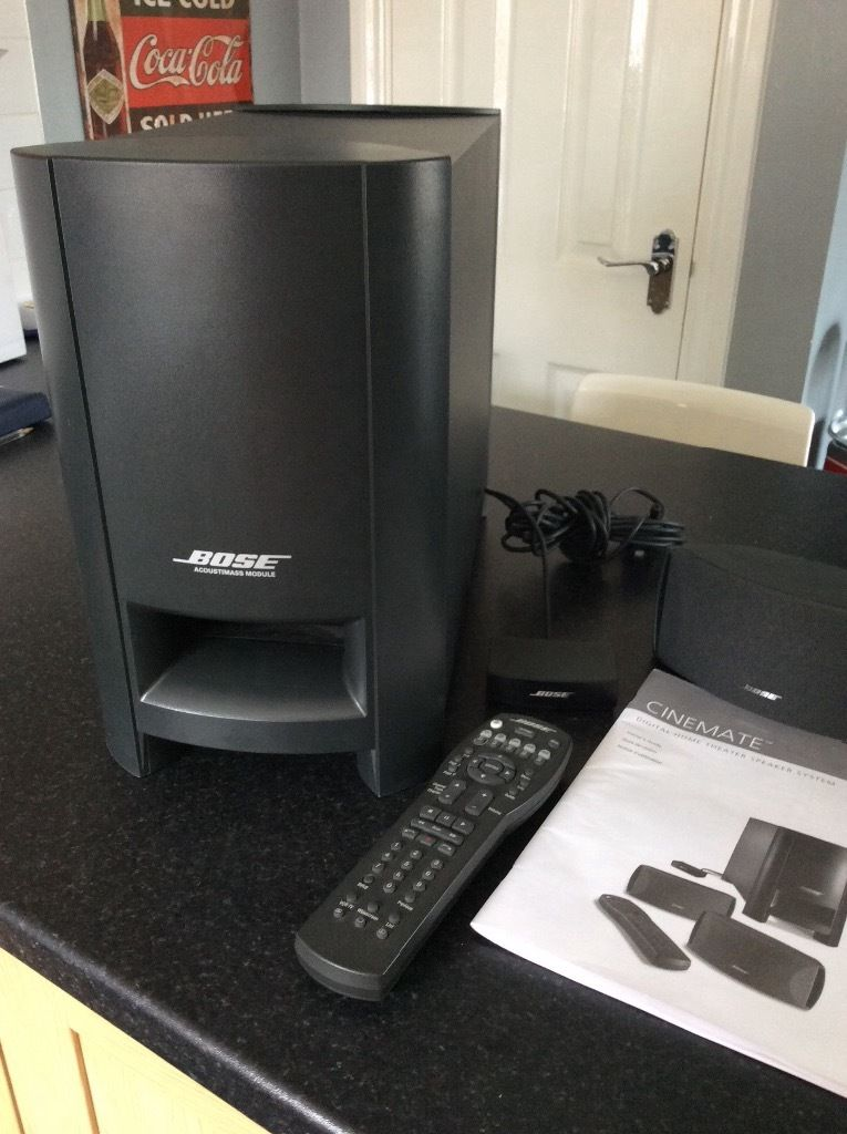 BOSE Cinemate, Digital Home Theatre Speaker System