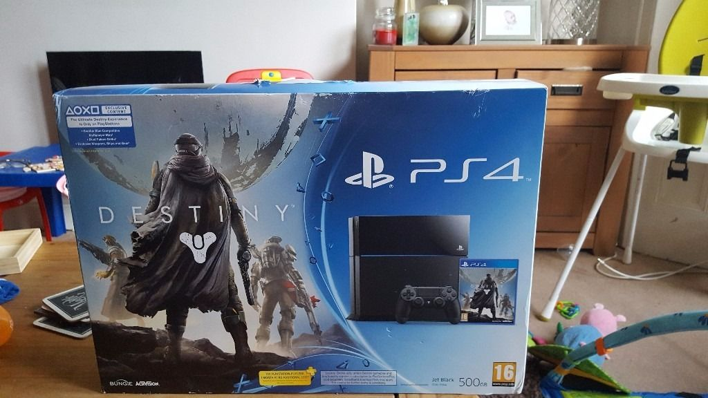 Brand new unopened playstation 4